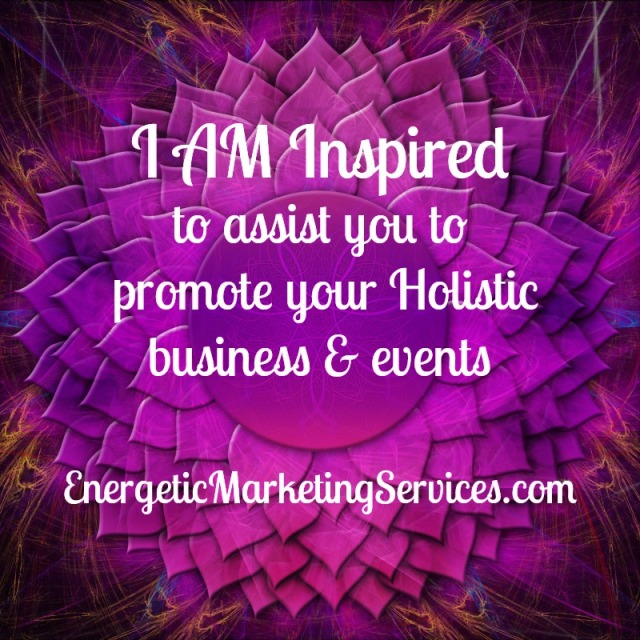 Heart-centered promotion for your business & events