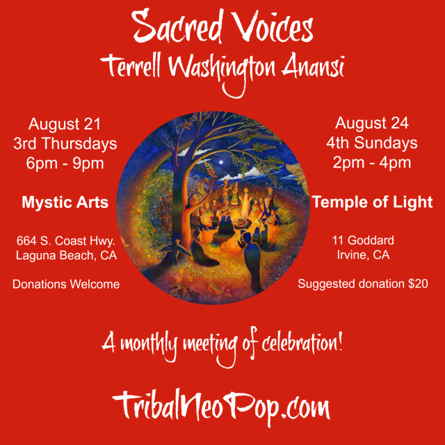 Sacred Voices August
