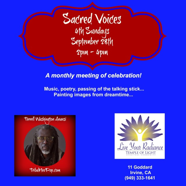 Sacred Voices Sept TOL