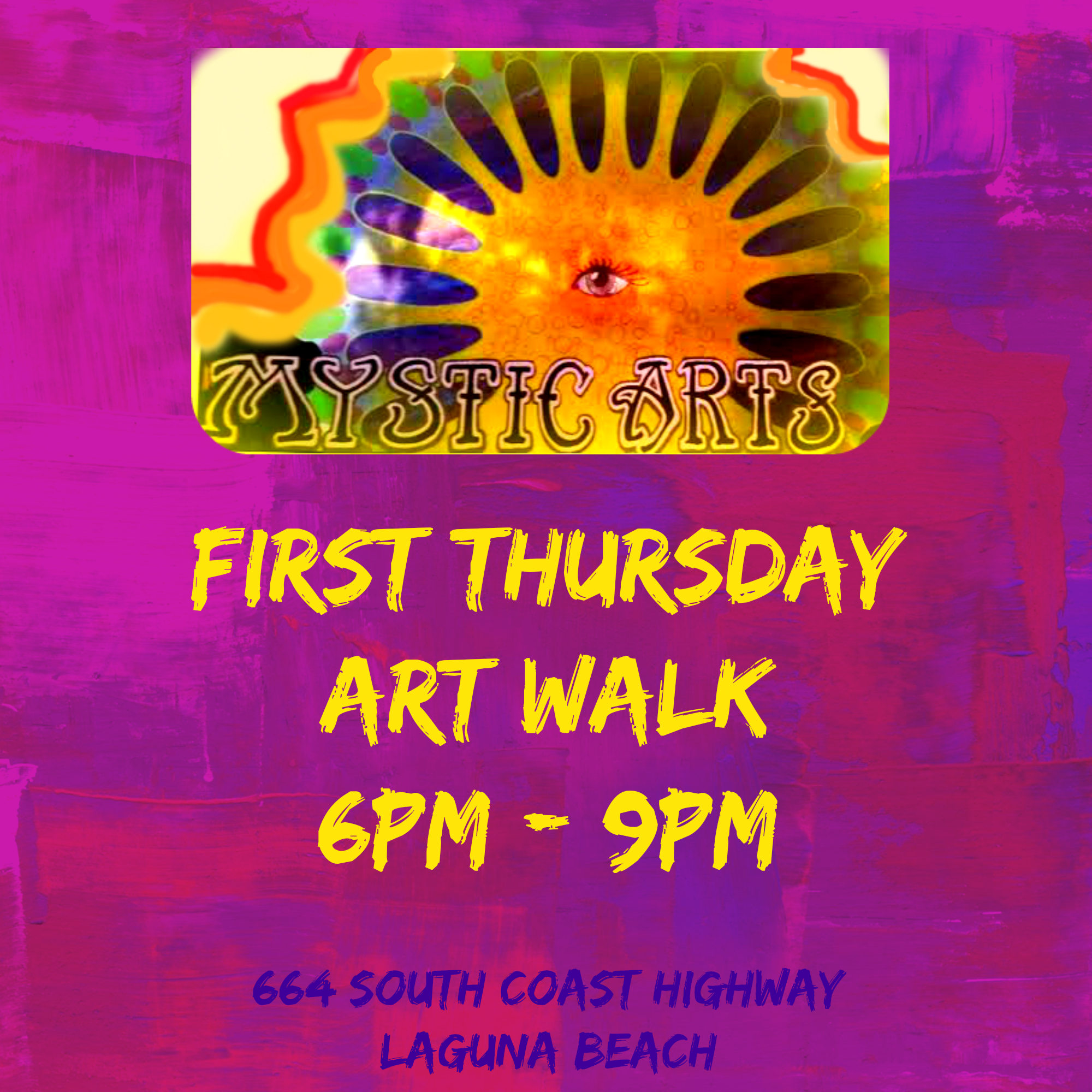 Laguna Beach Art Walk – Heart Centered Events OC & Beyond