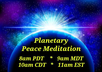 Planetary meditation TIME