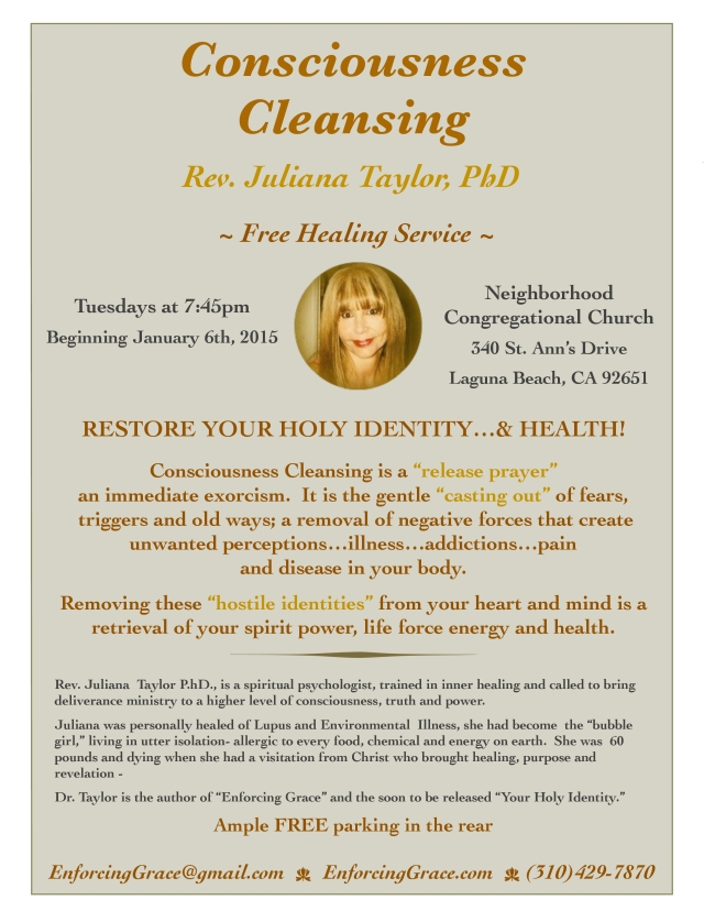 Consciousness Cleansing LB