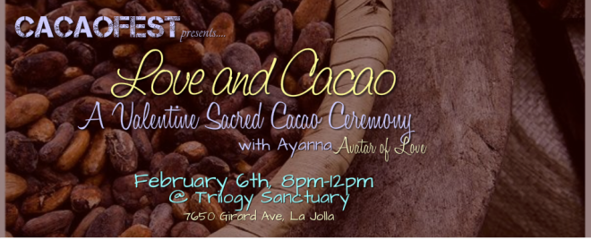 Love and Cacao 2.6.15
