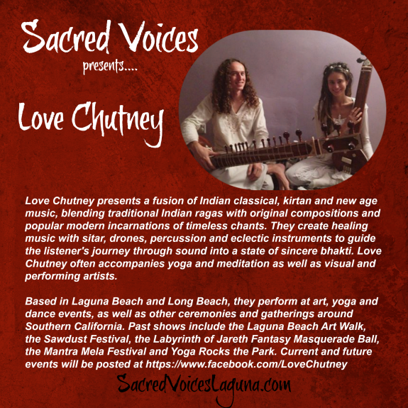 Love Chutney BIO RED