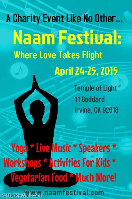 WLTF  Yoga Blue flyer