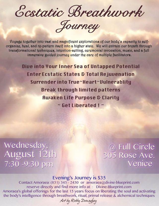 Ecstatic Breakthrough Journey VENICE