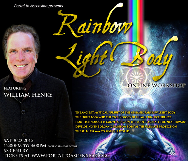 Rainbow Light Body FLYER