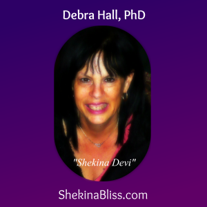 Debra Hall purple pink