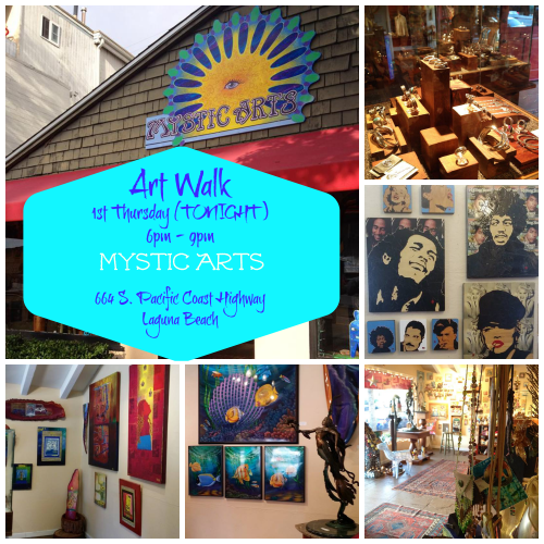 Art Walk TONIGHT