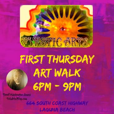 Art Walk TWA