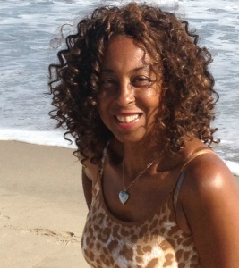 Ayanna in Malibu