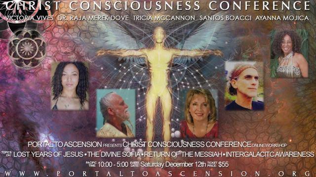 Christ Consciousness 12.11.15