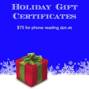 Phone Gift Cert