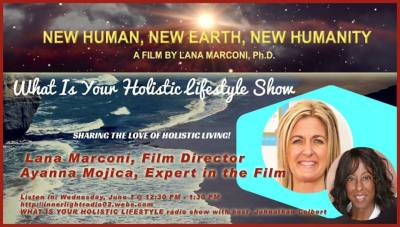 Holistic Lifestyle New Human