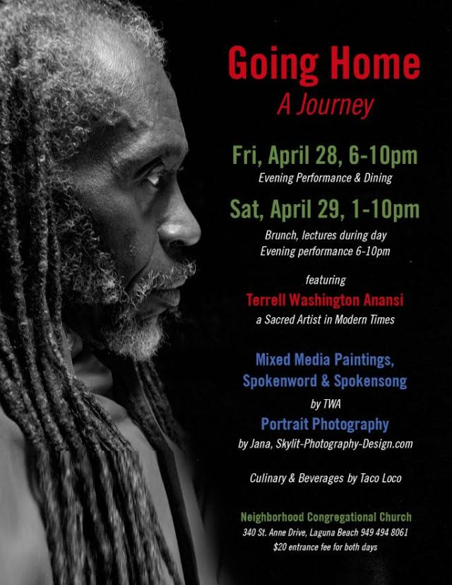 Going Home FLYER