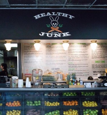 Healthy Junk photo