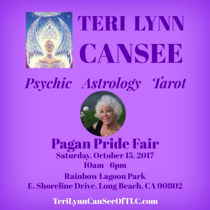 TLC Pagan Pride Oct. 15